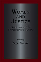Women and Justice by Roslyn Muraskin