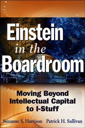 Einstein in the Boardroom by Suzanne S. Harrison