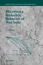 Microwave Dielectric Behavior of Wet Soils
