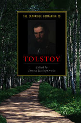 The Cambridge Companion to Tolstoy by Donna Tussing Orwin