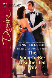 The Soon-To-Be-Disinherited Wife by Jennifer Greene