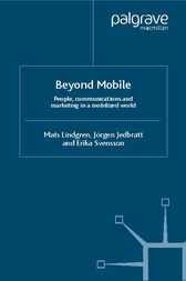 Beyond Mobile by Mats Lindgren