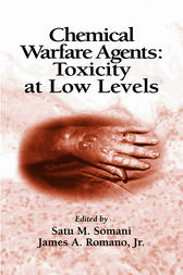 Chemical Warfare Agents by M. Somani Satu