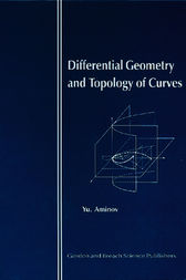 Differential Geometry and Topology of Curves