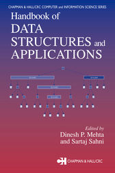 Handbook of Data Structures and Applications by Dinesh P. Mehta
