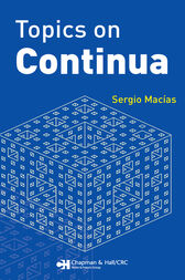 Topics on Continua by Sergio Macias