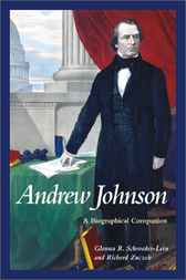 Andrew Johnson by Glenna R. Schroeder-Lein