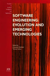 Software Engineering: Evolution and Emerging Technologies by K. Zielinski