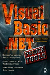 Visual Basic .NET Power Tools by Evangelos Petroutsos