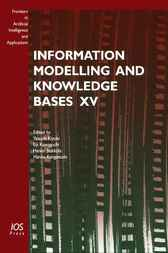 Information Modelling and Knowledge Bases XV by H. Jaakkola