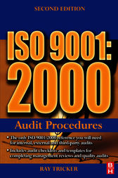ISO 9001:2000 Audit Procedures by Ray Tricker