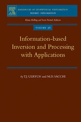 Information-Based Inversion and Processing with Applications by T.J. Ulrych