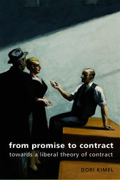 From Promise to Contract by Dori Kimel