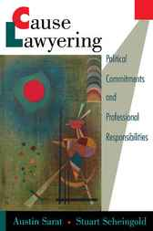 Cause Lawyering by Austin Sarat