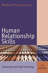 Human Relationship Skills by Richard Nelson-Jones