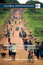 Internal Displacement by Thomas G. Weiss