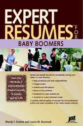 Expert Resumes for Baby Boomers by Enelow; Kursmark