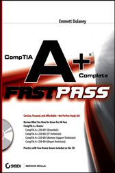 CompTIA A+Complete Fast Pass by Emmett Dulaney