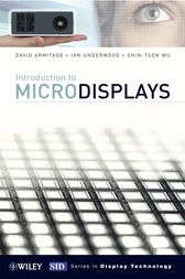 Introduction to Microdisplays by David Armitage