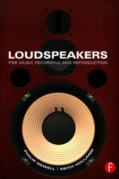 Loudspeakers by Philip Newell