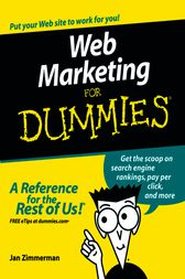 Web Marketing For Dummies by Jan Zimmerman