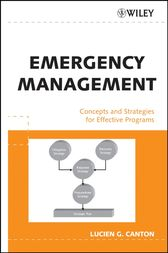 Emergency Management by Lucien G. Canton