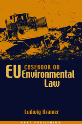 Casebook on EU Environmental Law