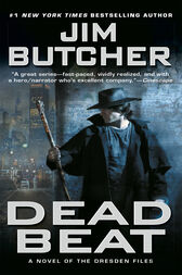 Dead Beat by Jim Butcher