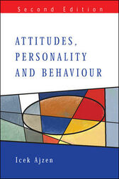 Attitudes, Personality and Behavior by I Ajzen
