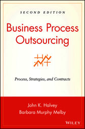 Business Process Outsourcing by John K. Halvey