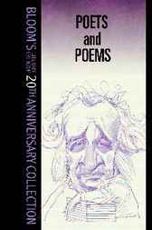 Poets and Poems by Harold Bloom