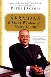 Sermons by Peter J. Gomes