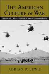 The American Culture of War