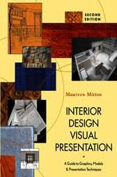 Interior Design Visual Presentation by Maureen Mitton