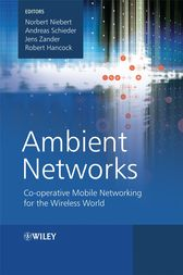 Ambient Networks by Norbert Niebert