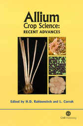 Allium Crop Science