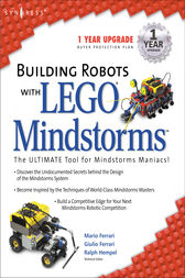 Building Robots With Lego Mindstorms by Mario Ferrari