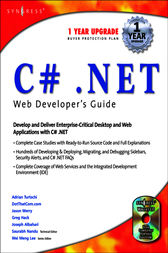 C#.Net Developer's Guide by Adrian Turtschi