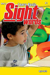 Learn Basic Sight Words - Book 2 by Dayle Smith