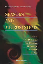 Sensors And Microsystems, Proceedings Of The 8th Italian Conference by C. Di Natale