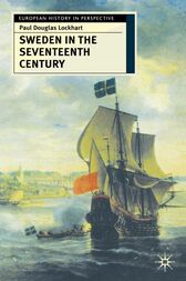 Sweden in the seventeenth Century by Paul Douglas Lockhart