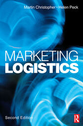 Marketing Logistics by Martin Christopher