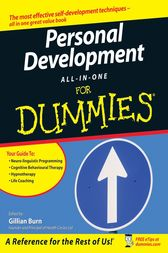 Personal Development All-In-One For Dummies by Rhena Branch