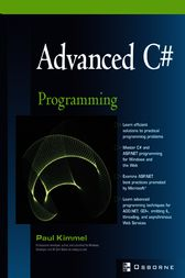 Advanced C# Programming by Paul Kimmel