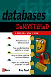 Databases Demystified by Andrew Oppel
