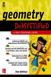 Geometry Demystified by Stan Gibilisco