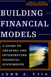 Building Financial Models by John Tjia