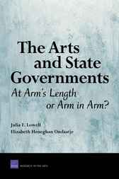 The Arts and State Governments by Julia Lowell
