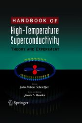 Handbook of High -Temperature Superconductivity by J.S. Brooks