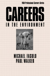 Careers in the Environment by Michael Fasulo